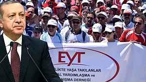 Erdoğan'dan EYT açıklaması: