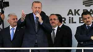 Erdoğan'dan Külliye'ye CHP'li isimle görüştüğü iddiasına yanıt