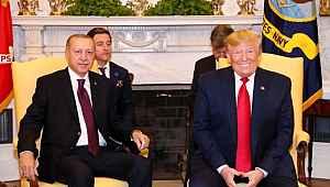 Erdoğan-Trump görüşmesi Twitter gündemine damga vurdu