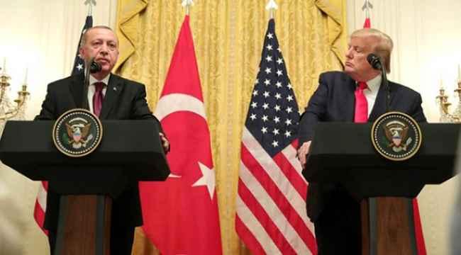 Erdoğan, Trump'ın gönderdiği mektupların akıbetini açıkladı: