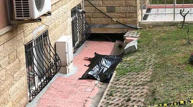 Eşinin ölümüne dayanamayıp 13'üncü kattan atlayarak intihar etti