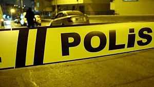 Evdeki çığlıklara koşan polise, küçük çocuk kapıyı açtı,