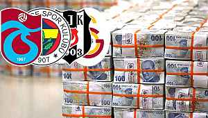 Futbol kulüplerinin 7 milyar TL'lik borcu yapılandırıldı