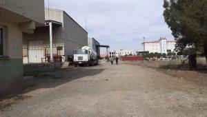 Gaziantep'te oksijen dolum tesisinde patlama: 1 ölü