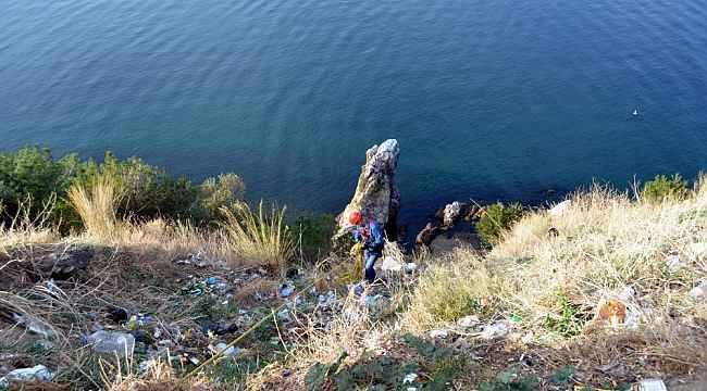 Genç kız denize atlayıp intihara kalkıştı - Bursa Haberleri