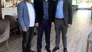 Genel başkandan Yenişehir'e ziyaret - Bursa Haberleri
