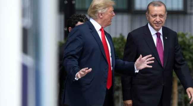 Görüşmeye saatlere kala bomba iddia... Trump'ın Erdoğan'a bir teklifi var