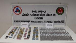 Gümrük Muhafaza 24 bin adet kaçak ilaç ele geçirdi