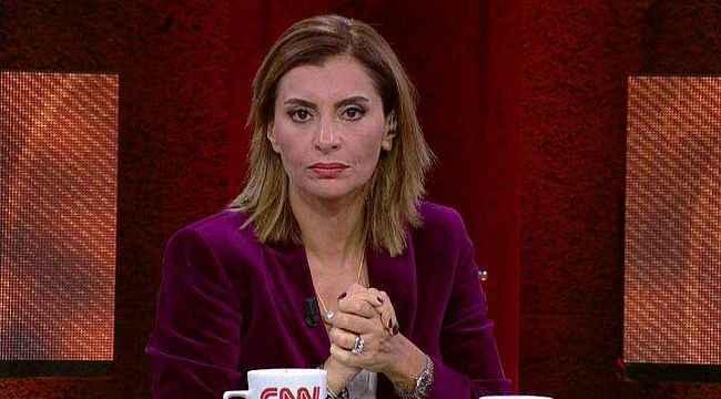 Hande Fırat canlı yayın esnasında rahatsızlanınca, program yarıda kesildi!