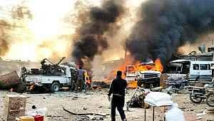 Harekat bölgesinde bombalı saldırı... 16 ölü