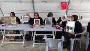 HDP önündeki ailelerin evlat nöbeti 78'inci günde