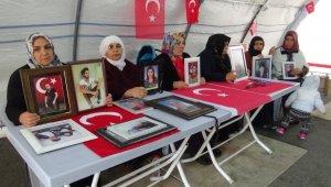 HDP önündeki ailelerin evlat nöbeti 81'inci günde