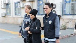 Hırsızlık zanlısı kadından gazetecilere güldüren sözler