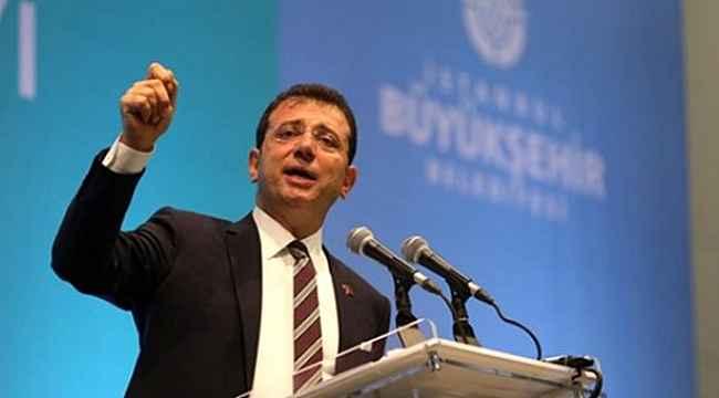 İBB Başkanı İmamoğlu suya yapılan zammı savundu