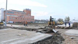 İnegöl'de beton yol kaplamasında yüzde 98 başarı elde edildi - Bursa Haberleri