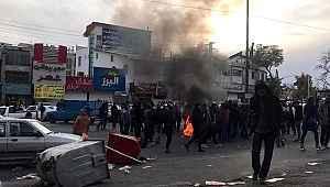 İran'daki benzin zammı protestolarında CIA'nın parmak izleri var