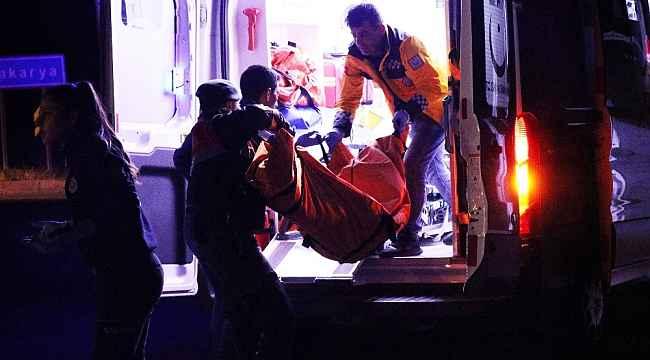 Kahreden kaza! Sakarya'daki trafik kazasında 7 ve 11 yaşındaki kız kardeşler hayatını kaybetti