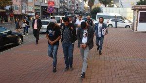 Kocaeli'de uyuşturucu operasyonu: 13 gözaltı