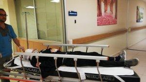 Köpekten kaçarken çıktığı duvardan düşerek ağır yaralandı - Bursa Haberleri