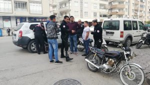 Kovalamaca sonucu motosikletini geri aldı - Bursa Haberleri