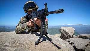 Lice kırsalında etkisiz hale getirilen terörist sayısı 4'e yükseldi
