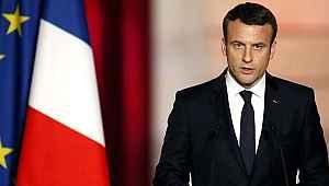 Macron'un Barış Pınarı hazımsızlığı sürüyor