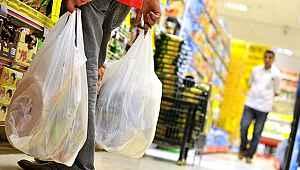 Marketlerdeki plastik poşet fiyatları yeni yıl için belirlendi