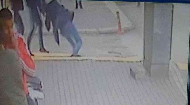 Masatlı kavga kameraya yansıdı - Bursa Haberleri