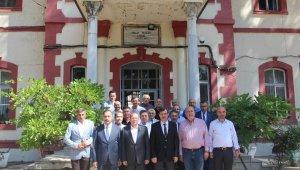 Mesleki eğitim ve gıda israfı TOBB'da masaya yatırıldı - Bursa Haberleri