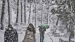 Meteoroloji'den 6 il için kar uyarısı geldi!