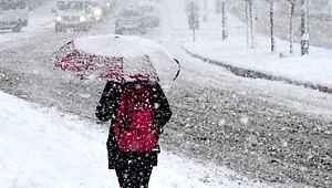 Meteoroloji'den beklenen haber geldi... Yeni haftada kar var