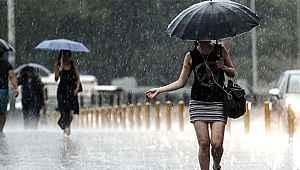 Meteoroloji duyurdu, Haftalardır beklenen sağanak geliyor