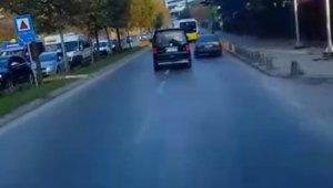 Minibüsle kaçırılan kızı yolcu dolu özel halk otobüsüyle kurtarma operasyonu