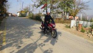 Motosiklet hastası köpeği görenler şaşıp kalıyor - Bursa Haberleri