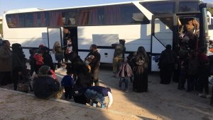"""MSB: """"70 aile daha Tel Abyad'a geri dönmek için yola çıktı"""""""