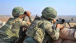 """MSB: """"Barış Pınarı bölgesinde meşru müdafaa kapsamında karşılık veriliyor"""""""