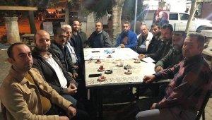 Mudanya AK Parti kırsalda meseleleri çözüyor - Bursa Haberleri