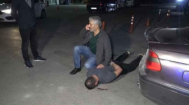 Önce polisten kaçtılar, daha sonra ateş açarak 1 polisi yaraladılar - Bursa Haberleri