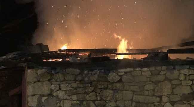 Patlayan tüp yangın çıkardı - Bursa Haberleri