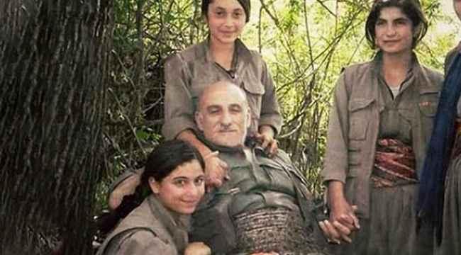 PKK'da tecavüz dehşeti... Terörist elebaşının görüntüleri belgelendi