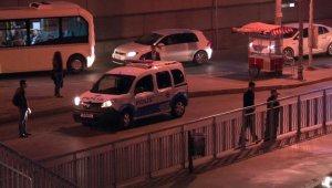 Polisten kaçan şahıs, metrobüs yolunda izini kaybettirdi