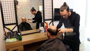 Protez saç işlemi yaptırdı hayatı değişti