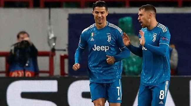 Ramsey gol attı, Ronaldo'dan özür diledi