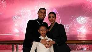 Ronaldo'nun Georgina Rodriguez ile evlendiği iddia edildi