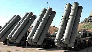 Rusya'nın Suriye'deki S-300 ve S-400'lerini kapattığı iddia edildi