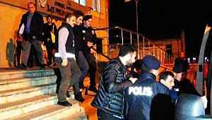 Şaban Vatan ve gözaltındaki 3 kişi serbest bırakıldı