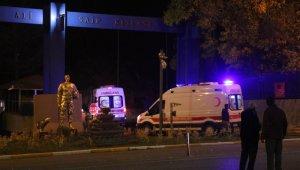 Şanlıurfa'daki mühimmat deposu patladı 16'sı asker olmak üzere 17 kişi yaralandı