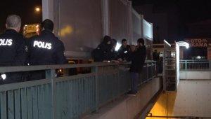 Sevgilisinde ayrıldığı için intihar etmeye çalışan genci müzakereci polis kurtardı - Bursa Haberleri