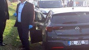 Silivri'de şüpheli ölüm: Genç adam aracında ölü bulundu