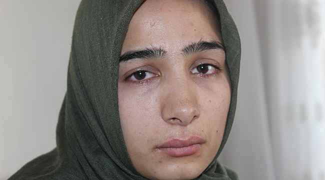 Sokak ortasında dövülen genç kadın konuştu